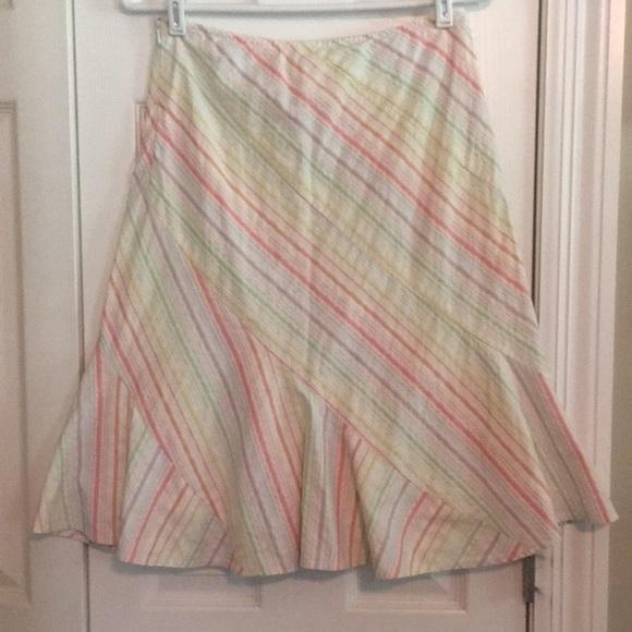 Anthropologie Dresses & Skirts - Anthropologie Odille peplum skirt 4